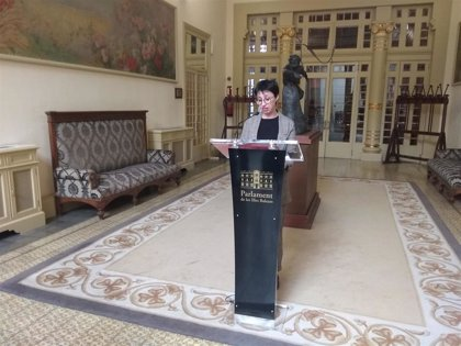 El PSIB rechazará crear una comisión de investigación en el Parlament sobre los menores del IMAS, como proponen Cs y Vox