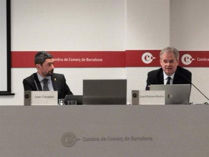 La Cámara de Barcelona mantiene la previsión de crecimiento del 1,7% para 2020 en Catalunya