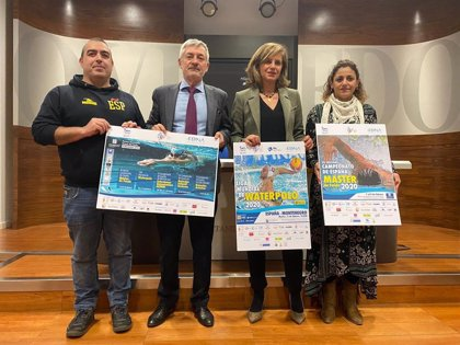 Oviedo será sede del III Campeonato de España Máster de Fondo de Natación 2020 del 7 al 9 de febrero