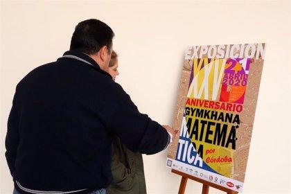 La Gymkhana Matemática por Córdoba celebra sus 25 años de trayectoria con una exposición de carteles en la Diputación
