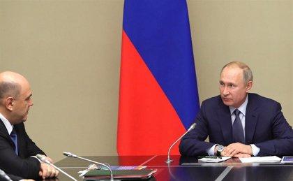Rusia suspenderá desde el 14 de febrero todos los vuelos chárter que conectan con China