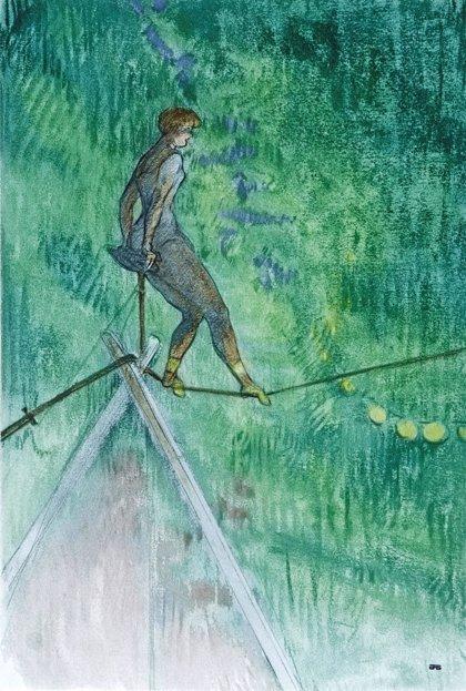 Daniel Pastor y Museo Thyssen Málaga renuevan su compromiso con patrocinio de la muestra 'Toulouse-Lautrec y el circo'