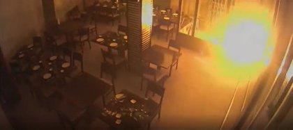 Detienen a un joven por provocar un incendio en un restaurante de Llucmajor