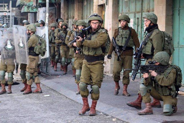 O.Próximo.- Muere un adolescente palestino tras ser tiroteado por las fuerzas de