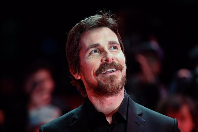 11 February 2019, Berlin: British actor Christian Bale arrives for a photocall for the film Vice during the 69th Berlin International Film Festival (Berlinale). Photo: Jens Kalaene/dpa-Zentralbild/dpa