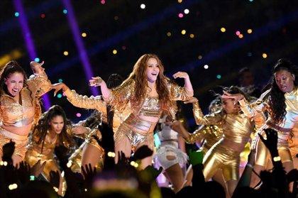 Shakira comparte los pasos de su actuación en la Superbowl, el nuevo 'challenge' de las redes