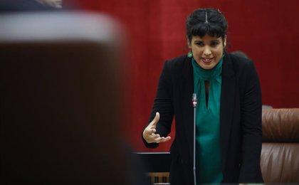 """Moreno anima a Teresa Rodríguez a mediar para que el Gobierno palie con medidas la """"grave situación"""" de agricultores"""