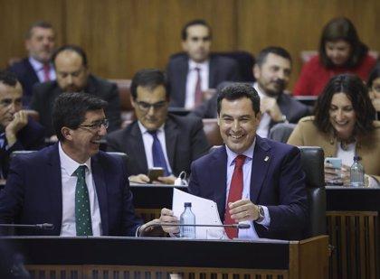 Moreno pide a Susana Díaz que medie ante Sánchez para pedirle que lo reciba y pague a Andalucía los 537 millones del IVA