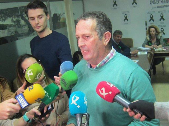 Juan Metidieri anuncia cortes en las carreteras para reclamar precios justos en la agricultura