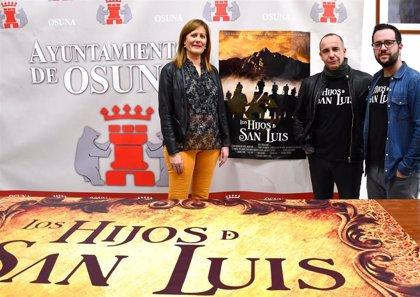 Fijado para el 20 de febrero en Osuna el estreno del filme andaluz Los hijos de San Luis