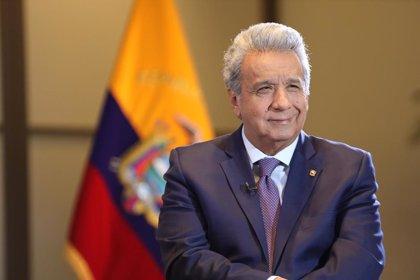 La Presidencia de Ecuador demanda a un portal de noticias por usar una foto oficial de Moreno