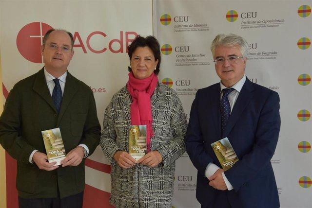Participantes en la décimo tercera edición de las Jornadas Católicos y Vida