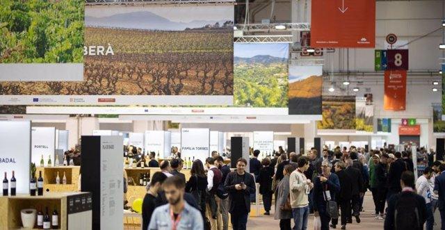 La Barcelona Wine Week tanca la seva primera edició amb més de 15.500 visitants.