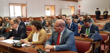 Márquez, nuevo portavoz de Alimentación del PP en la Comisión de Agricultura, Pesca y Alimentación en el Senado