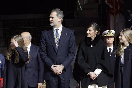 Los Reyes entregan al colegio Sagrada Familia de Écija (Sevilla) el premio Escuela Emprendedora