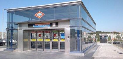 """Metro afirma que el cierre de la estación del Hospital del Henares es """"preventivo"""" y que no hay problemas estructurales"""