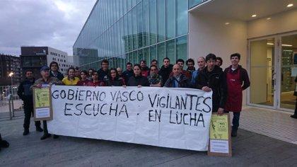 CCOO denuncia que el Conservatorio de Música de Bilbao pretende cambiar a los vigilantes de seguridad por cámaras