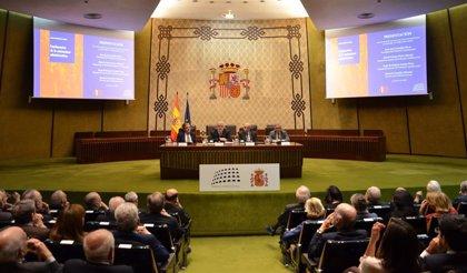 El Tribunal Constitucional elogia la labor de los magistrados eméritos en el 40 aniversario de la institución
