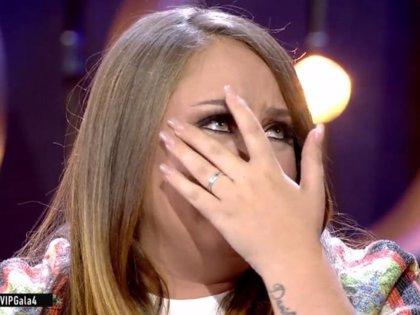 Rocío Flores Carrasco vive su momento más importante televisivo en medio de una polémica con su madre...