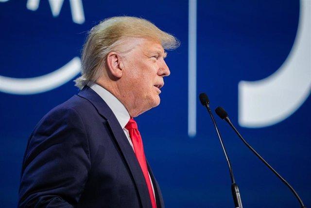 EEUU.- El Senado de EEUU absuelve a Trump en la fase final del 'impeachment'