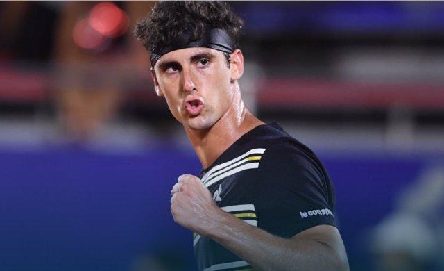 Tenis.- Taberner, eliminado en los octavos de final en Córdoba
