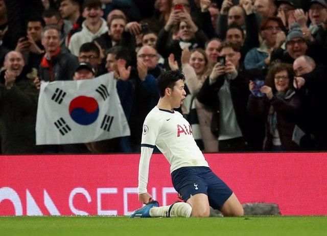 Fútbol.- El Tottenham supera al Southampton con sufrimiento y accede a octavos d