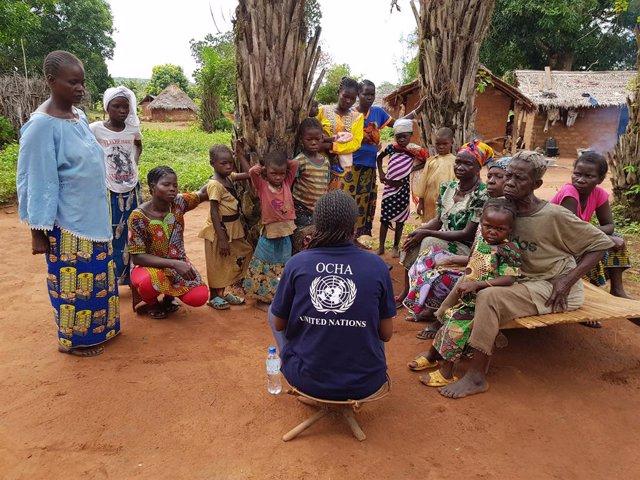 R.Centrofricana.- La ONU y las ONG advierten de que República Centroafricana nec