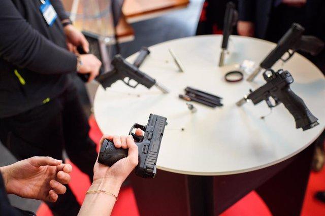 Armas.- La ONU denuncia que el uso de armas ligeras y pequeñas deja 200.000 muer
