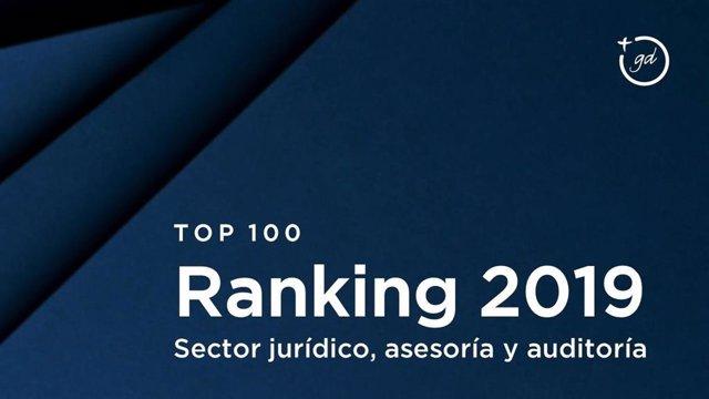 COMUNICADO: Ranking España servicios jurídicos profesionales 2019