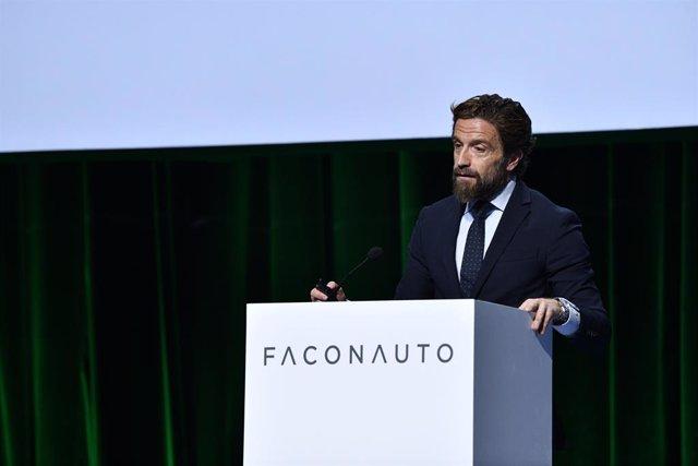 Gerardo Pérez, presidente de la Federación de Asociaciones de Concesionarios de la Automoción (Faconauto).