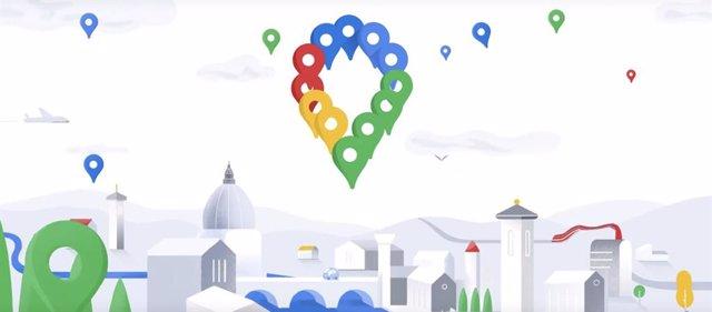 Google Maps celebra su 15 cumpleaños con nueva imagen y funciones para las rutas