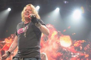 Foto: Axl Rose cumple 58 años: El inimitable cantante de Guns n' Roses en 6 himnos del rock