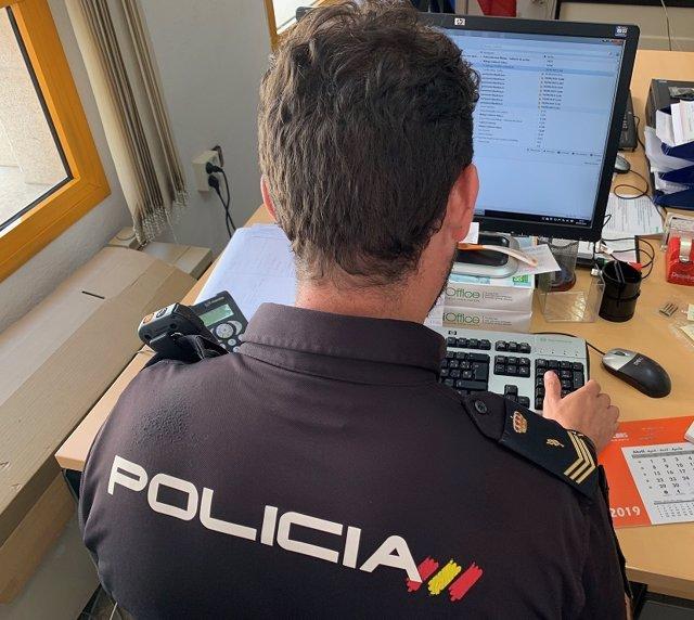Imatge de recurs de la Policia Nacional