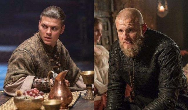 Ivar Y Bjorn, Dos De Los Protagonistas De Vikings
