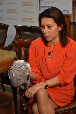 La investigadora española Ana Maiques