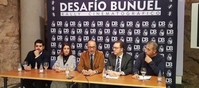 La cuarta edición del rally cinematográfico Desafío Buñuel rinde homenaje al fil
