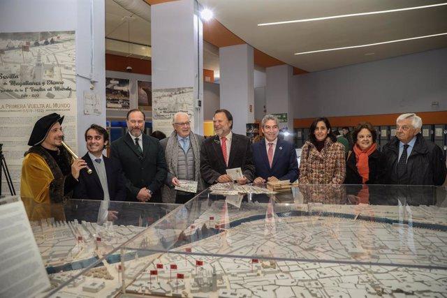 Sevilla.- Sevilla acogerá un Congreso Iberoamericano sobre Magallanes y Elcano d