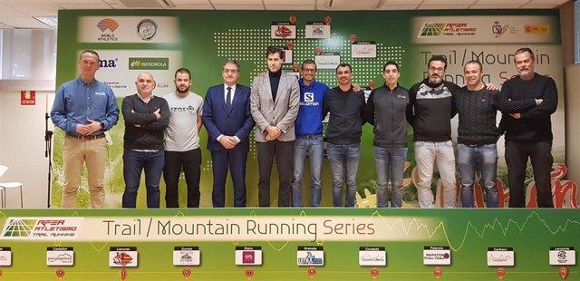 Presentación de las Trail Running Spanish Series