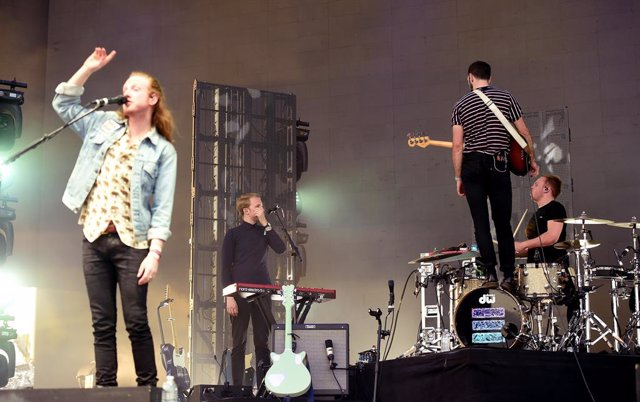 2017 Coachella Valley Music And Arts Festival - Weekend 1 - Day 2