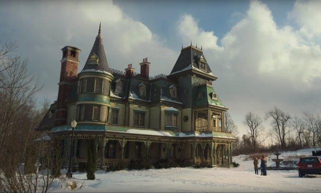 La casa de Locke and Key luce en todo su explendor en el nuevo avance de la serie