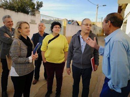 """Adelante Sevilla critica la """"situación tercermundista"""" de El Gordillo ante el """"desinterés"""" de Administraciones"""