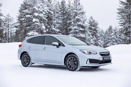 Subaru lanzará en mayo en España la versión híbrida del Impreza