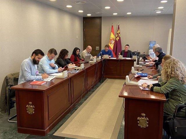 Unidas Podemos y organizaciones sindicales de enseñanza