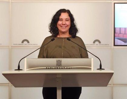 """Los comuns ven """"justa e importante"""" la petición de Torra a Sánchez de fijar calendario"""