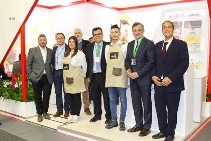 Diputación extiende la red internacional de 'Sabores Almería' en Fruit Logistica 2020