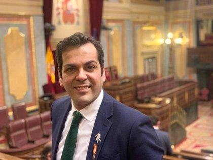 El Grupo Popular en el Congreso designa a Juan Diego Requena como portavoz de Energía