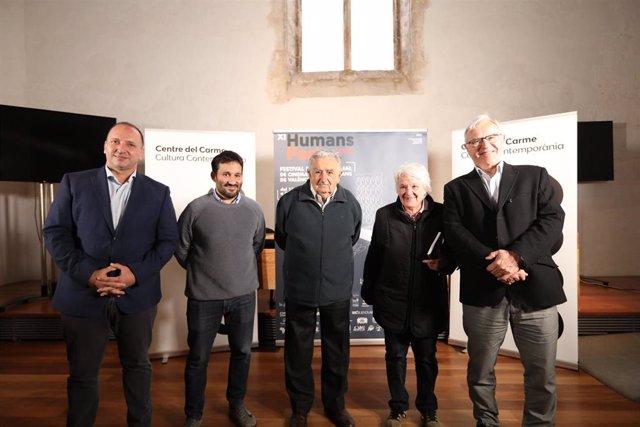 José Mujica participa en un foro en el Centre del Carme