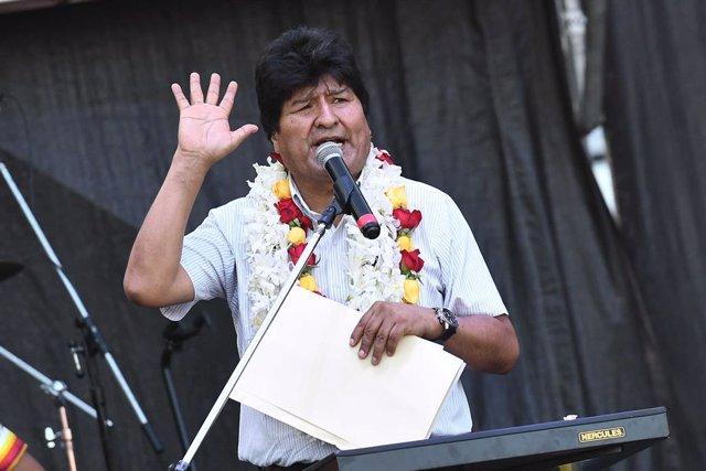 """Bolivia.- Morales denuncia la """"detención ilegal"""" de un diputado de su partido"""