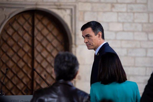 VÍDEO: Exteriores desmiente que Sánchez hablase por teléfono con Delcy Rodríguez