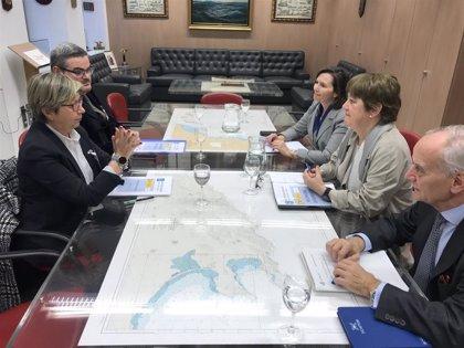 """La Xunta pide """"sensibilidad"""" al Ministerio de Pesca para evitar """"un efecto dominó"""" con la normativa de Costas"""